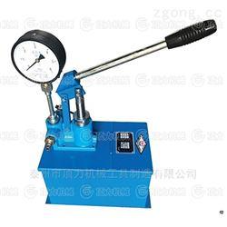 硫化机泵-手动水压泵