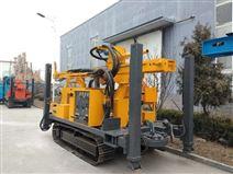 工程用履带式气动水井钻机打深水井机械