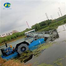 水中杂草收割船 水花生收割打捞船