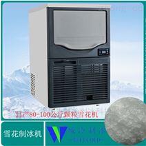 火锅店海鲜刺身100公斤雪花制冰机