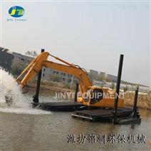 湿地 新型液压多功能挖掘机