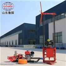 小型30米工程地质钻机取芯钻机多用